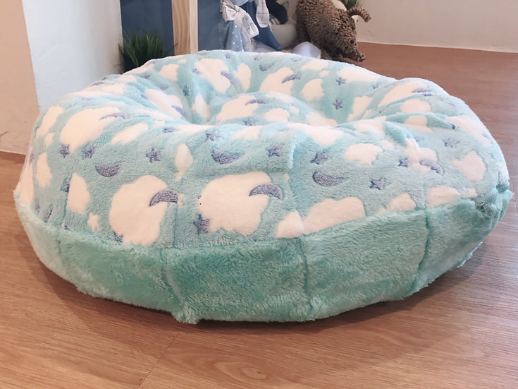 Cozy Bed ขนเป็ดเทียม ลายเมฆฟ้าใส