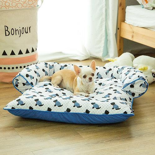 Day Bed ลายหมาฟ้า
