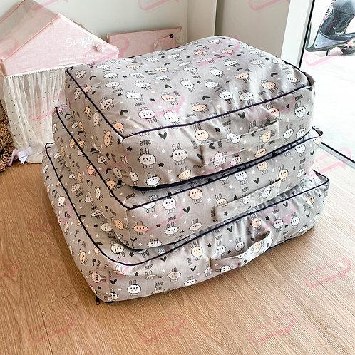 Suitcase กระต่าย Bunny เทา