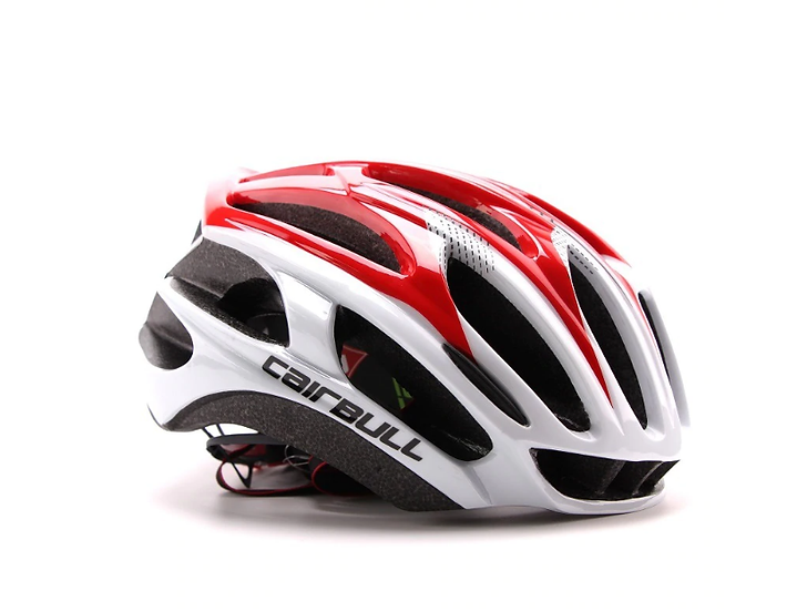 Casque CAIRBULL H-18 Rouge