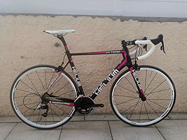 Vélo Personnalisé 8