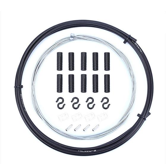 Kit Cables+Gaines Derailleur Noir
