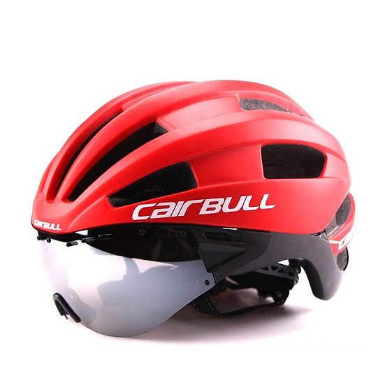 Casque CAIRBULL Road Rouge