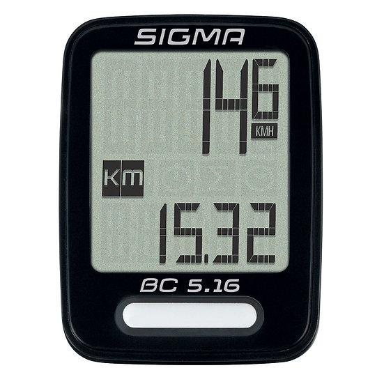 Compteur SIGMA BC 5.16