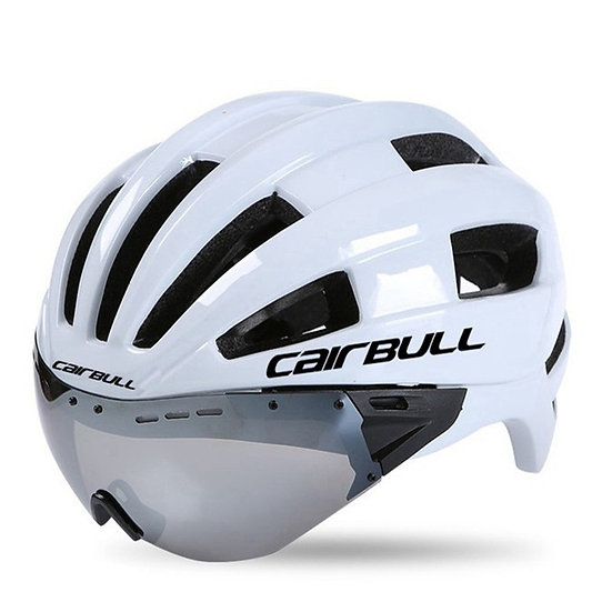 Casque CAIRBULL Road Blanc