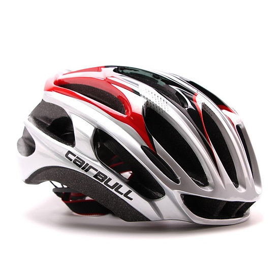 Casque CAIRBULL Race Rouge/Noir