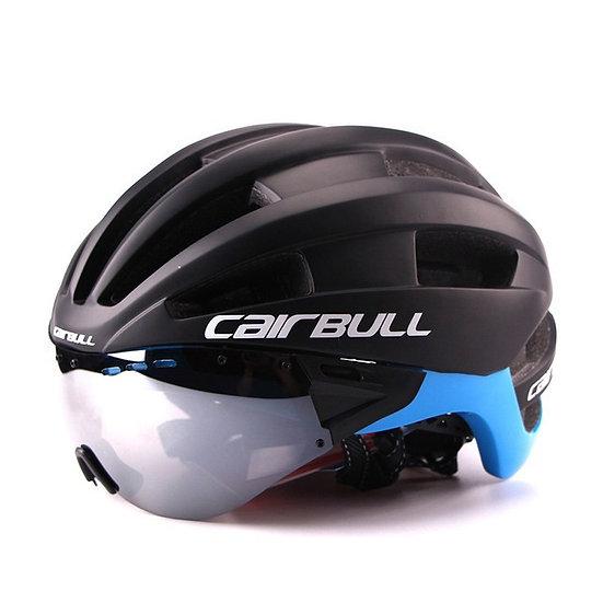 Casque CAIRBULL Road Bleu/Noir