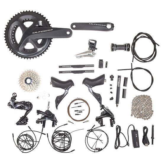 Groupe Complet SHIMANO ULTEGRA DI2 R8050 36/52 - 11/28