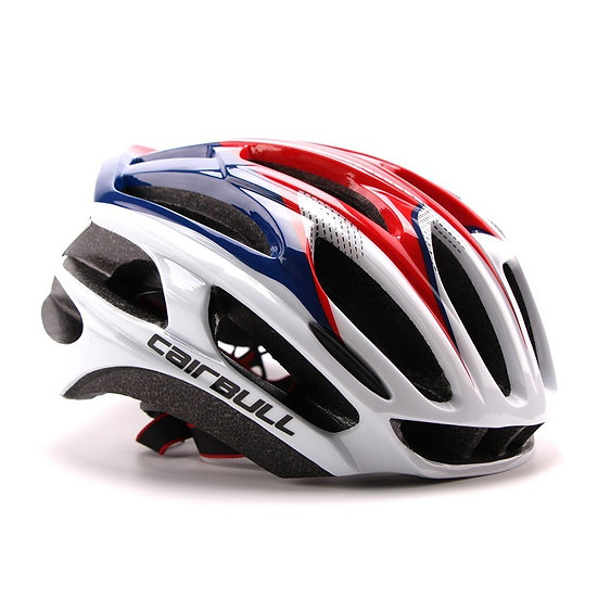 Casque CAIRBULL Race Rouge/Bleu