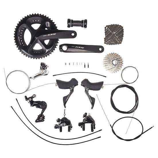 Groupe Complet SHIMANO 105 R7000 39/53 - 11/28