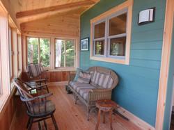 Wild Goose Pond - porch