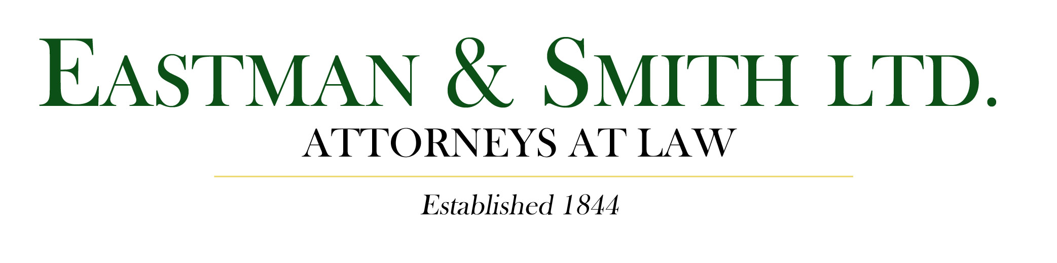 Eastman n Smith Ltd Logo