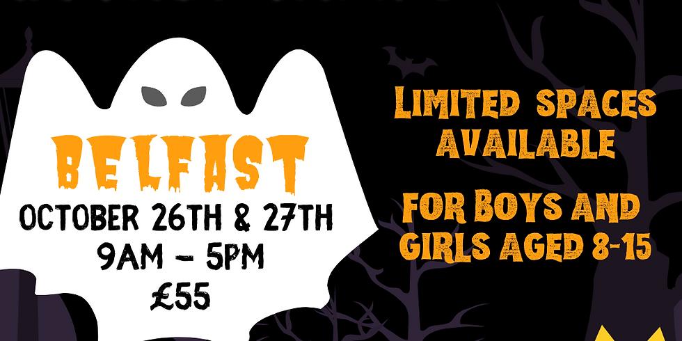 Boost Halloween Camp  - Belfast