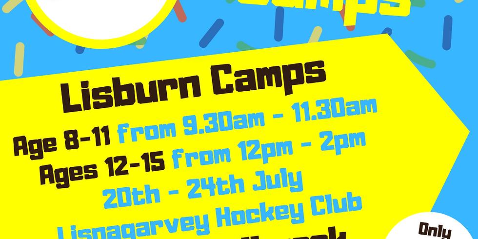 Lisburn Mini Camp Age 12-15 (July 20th-24th)