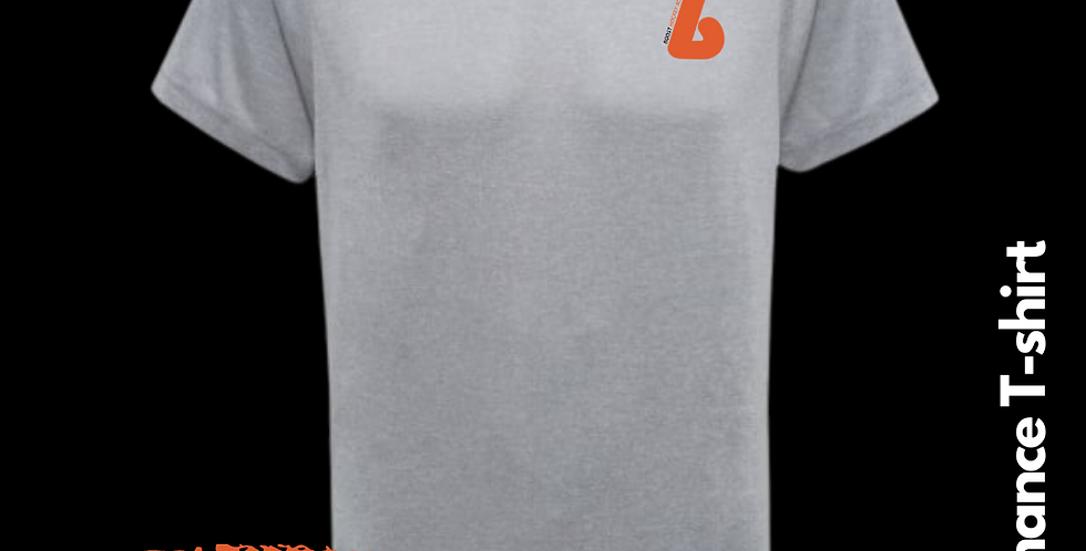 Boost Performance T-shirt - Grey