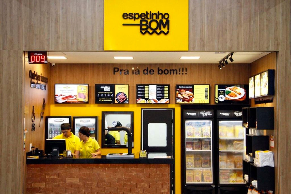 Loja 4 - Bragança Paulista