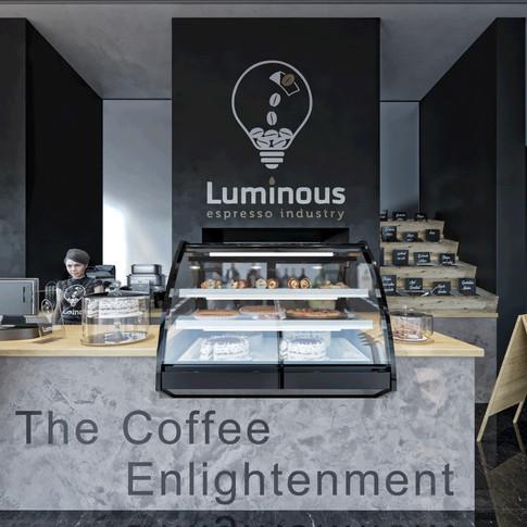 LUMINOUS COFFEE SHOP