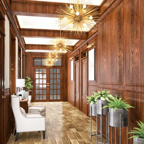 ST. CLOUD HOTEL INTERIOR DESIGN