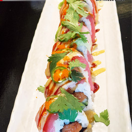 OKI Japanese Grill_DHA roll