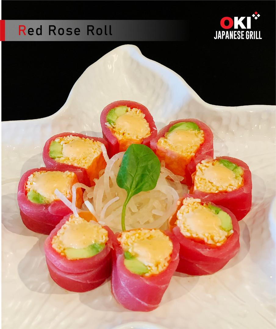 OKI Japanese Grill_Red Rose Roll.jpg