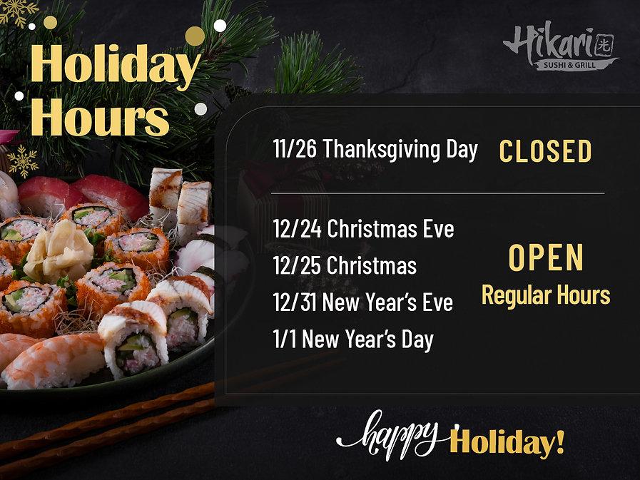 Hikari Sushi_Holiday hours 2020.jpg
