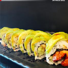 OKI Japanese Grill_Caterpullar Roll
