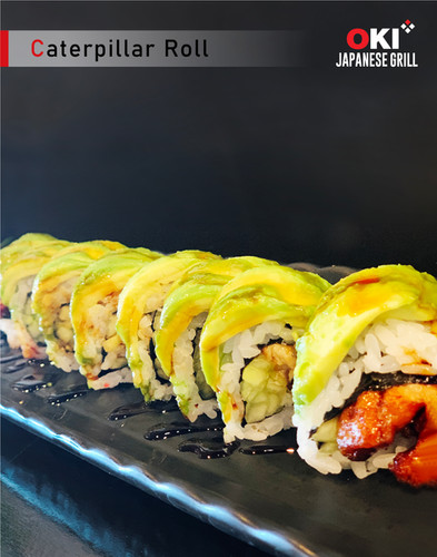 OKI Japanese Grill_Caterpullar Roll.jpg