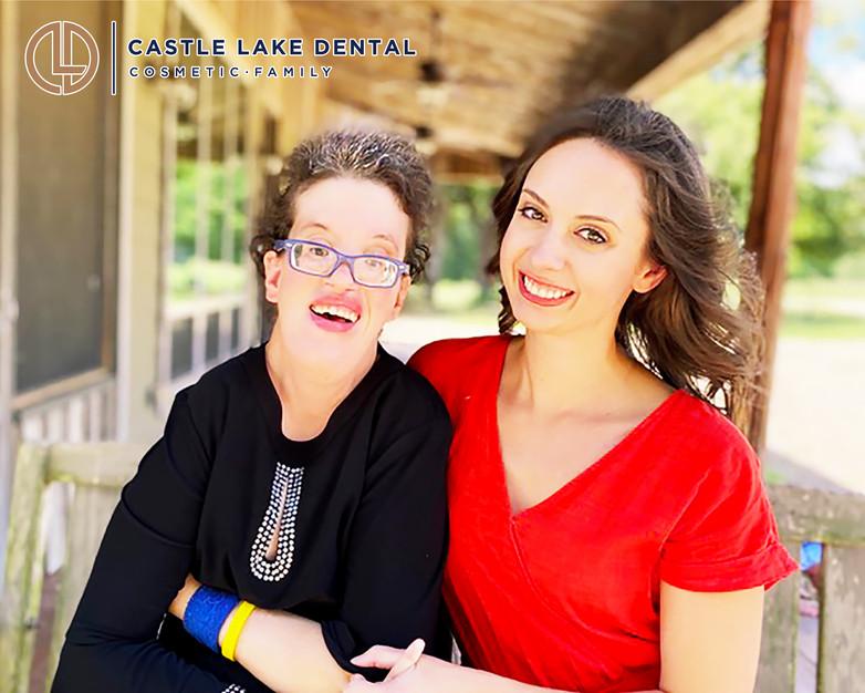 Dr. Stephenie and her Sister - Castle La