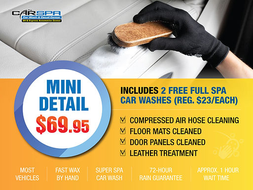 CarSpa_The Mini Detail $69.95_sns post.j