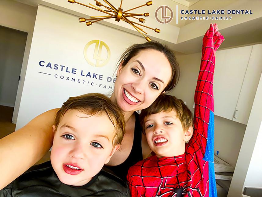 Children - Castle Lake Dental Cosmetic V