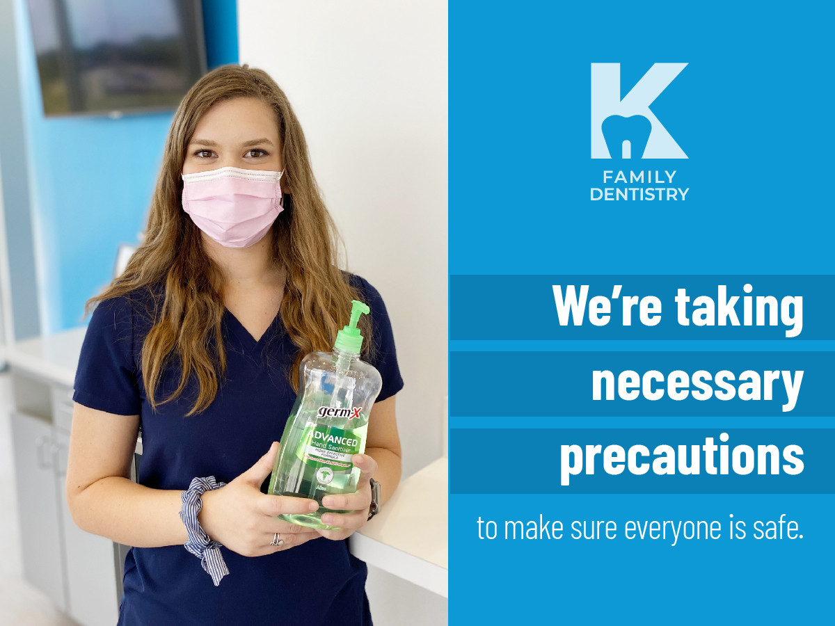 K Family Dentistry_Photo Contents_ PPE 2
