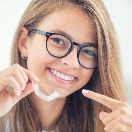 Straight Teeth Without the Braces! Invisible Aligners Explained by Cosmetic Dentist in Puyallup, WA