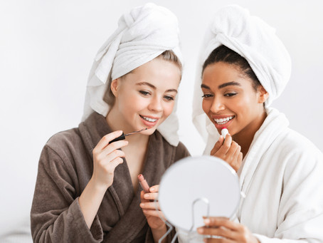 Instantly Brighten Your Smile With These Makeup Tricks -- Shared by Irving, Texas Cosmetic Dentist