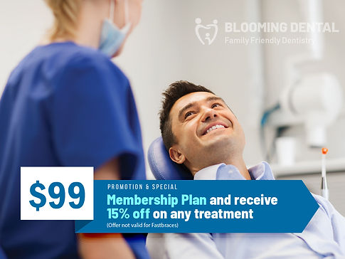 Blooming Dental_New pationt Special_Oct