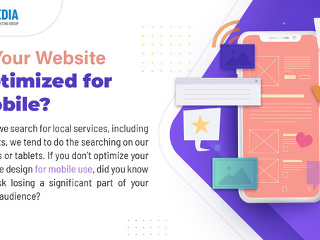 Is your website optimized for mobile? | GMedia Digital Marketing in Dallas, TX