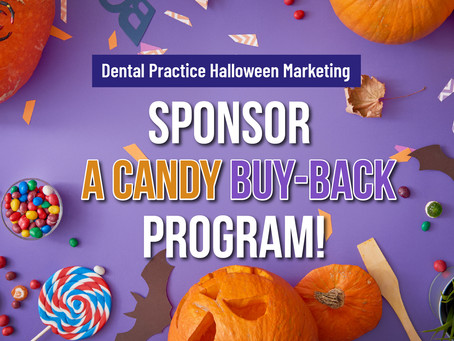 Sponsor a Candy Buy-Back Program! | GMedia Digital Marketing in Dallas, TX