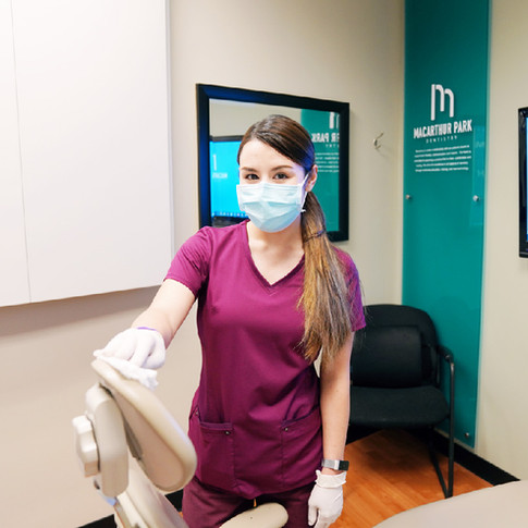 MacArthur Park Dentistry_Family Cosmetic