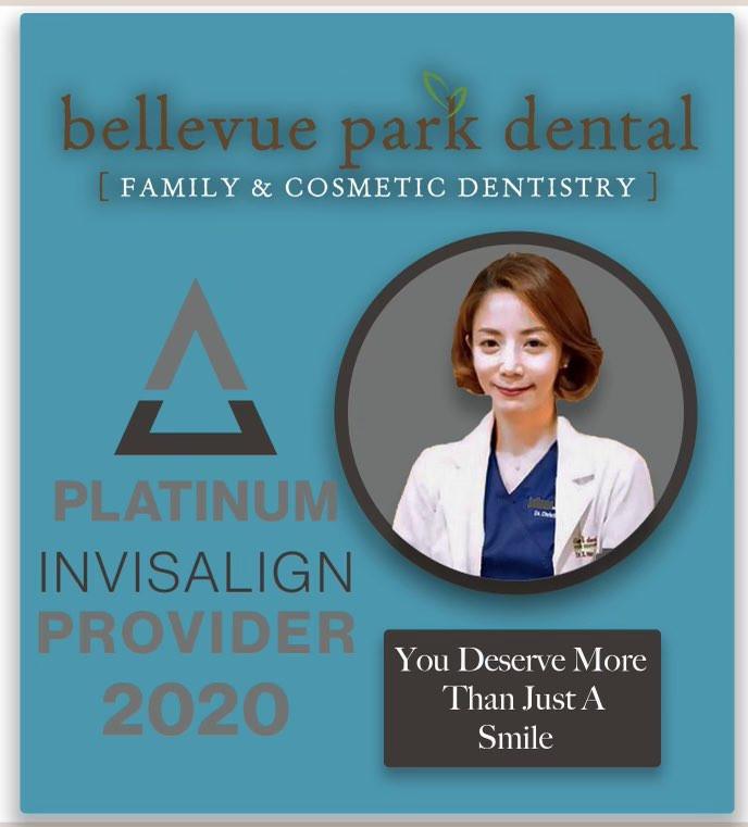 Bellevue Park Dental_Platinum Invisalgn