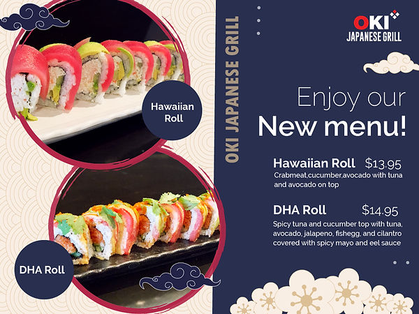 OKI Japanese Grill_new menu post image_A