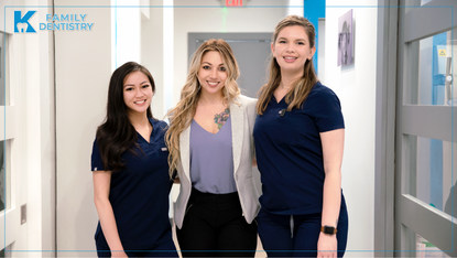 K Family Dentistry General Cosmetic Emer