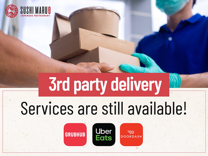 Sushi Maru Japanese Restaurant_Delivery