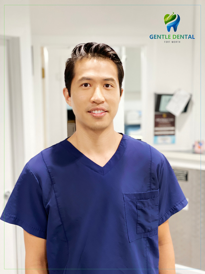 Dr. Brian Leong-Fort Worth Gentle Dental