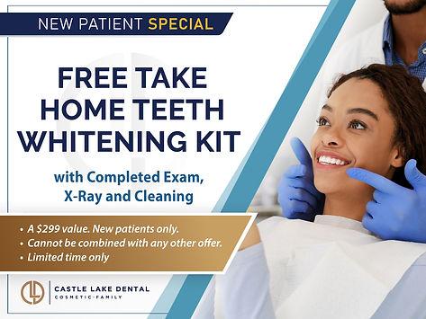 Castle Lake Dental_Free Take Home Teeth