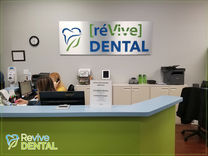 Revive Dental Family, Cosmetic Emergency