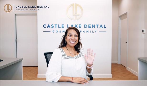 Castle Lake Dental Cosmetic Veneers Fami
