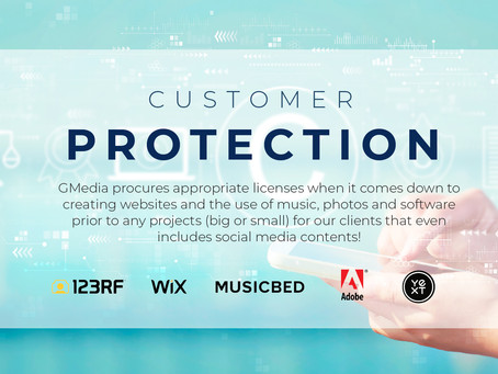 Customer Protection | GMedia Digital Marketing in Dallas, TX