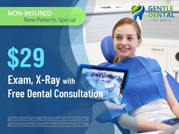 Gentle Dental_$29 Comprehensive Exam, Full X-Ray with Dental Consultation.jpg