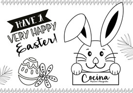 Cocina Easter