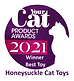 Winner Best Cat Toy Your Cat Magazine Product Awards 2021