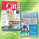 Your Cat Magazie July 2020. Frequent Tra